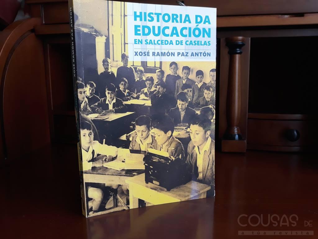 "Presentación do libro ""Historia da Educación en Salceda de Caselas"""