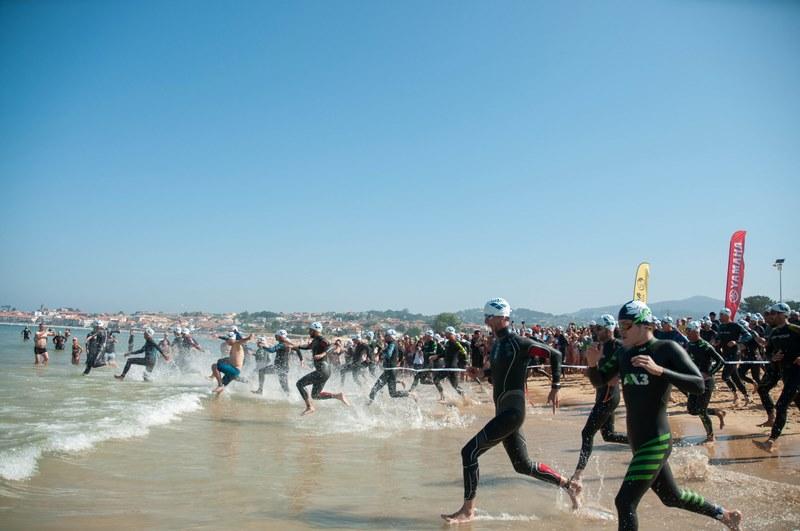 Nigrán reunirá a preto de 400 nadadores na IX travesía a nado Costa Serena
