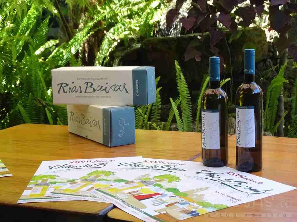 Presentación da Cofradía Cabaqueiros do Viño do Rosal