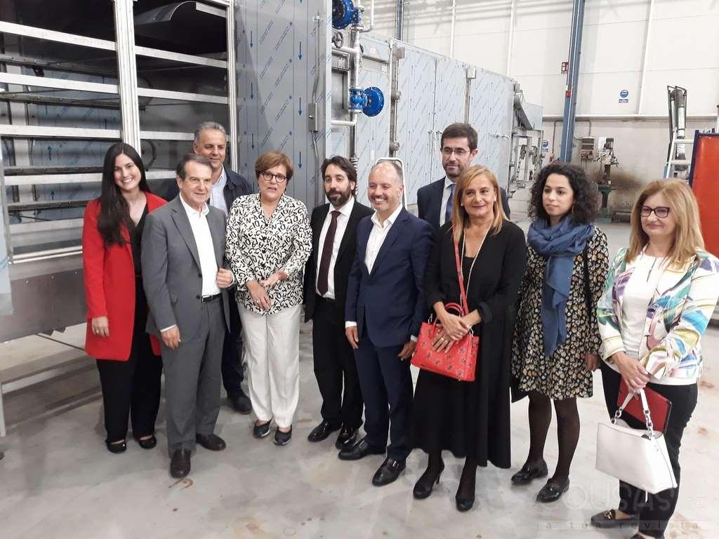 Vigo mostra a súa capacidade industrial e innovadora