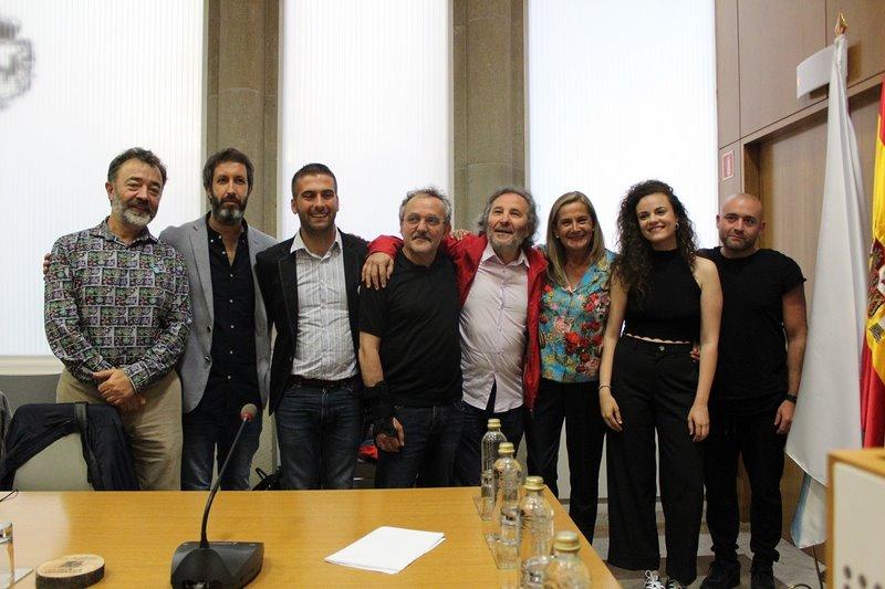 """Silva: """"Para a Deputación apoiar a película de María Solinha é un investimento e unha inmersión na cultura da nosa provincia"""""""