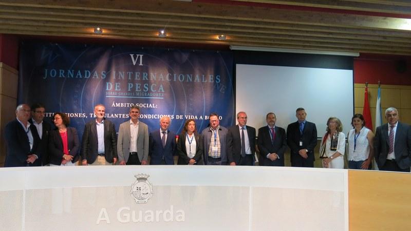 """Administracións e o sector da pesca, piden a Bruxelas que recoñeza as """"GT sociais"""" para mellorar a habitabilidade dos buques"""