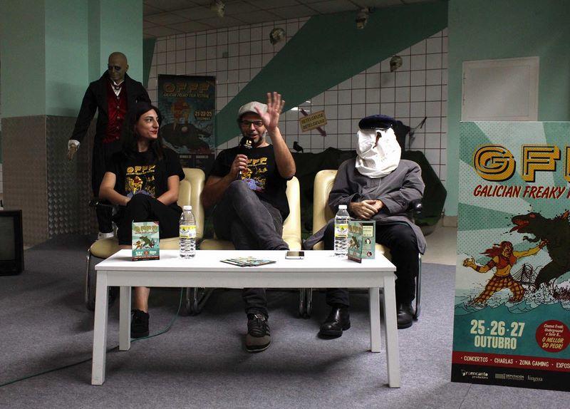 O Galician Freaky Film Fest abre a inscrición de obras para a súa terceira edición que chegará este outono