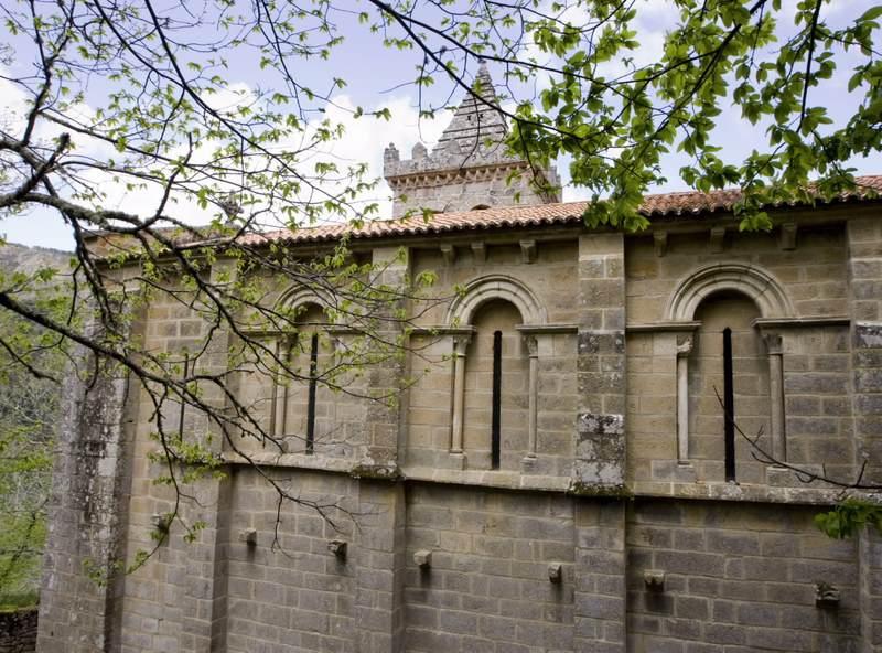 Mosteiro de Santa Cristina-