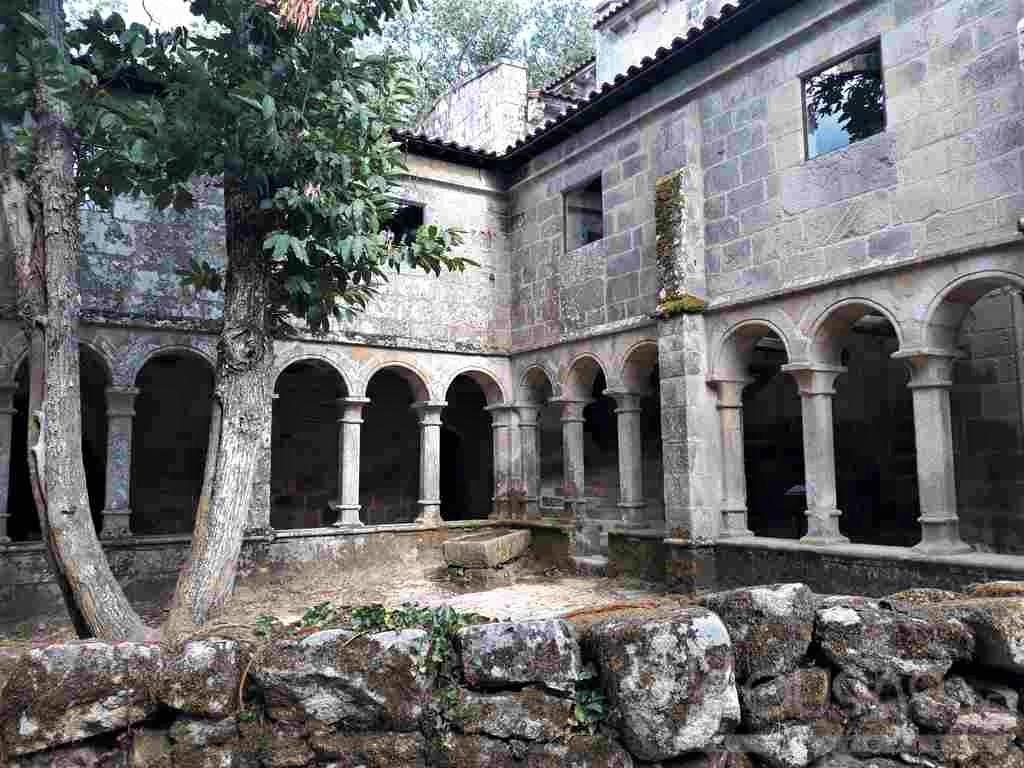 Mosteiro de Santa Cristina de Ribas de Sil