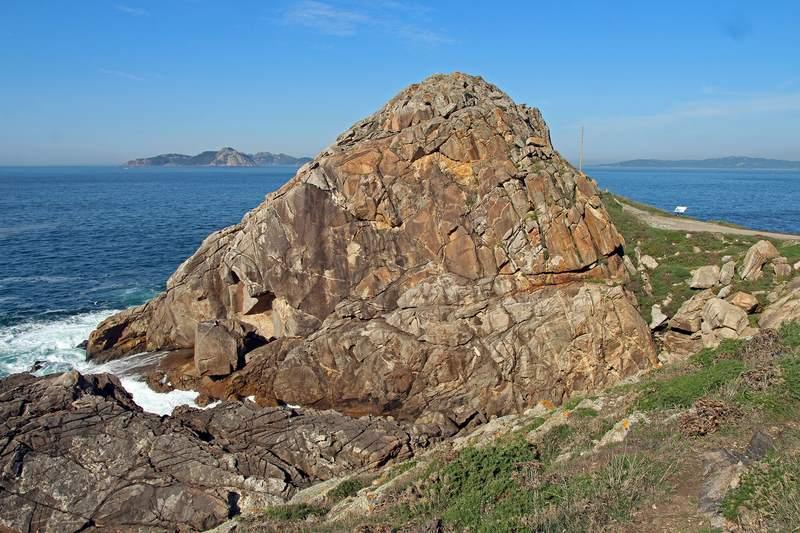 Nigrán crea a primeira ruta xeolóxica do municipio na Península de Monteferro