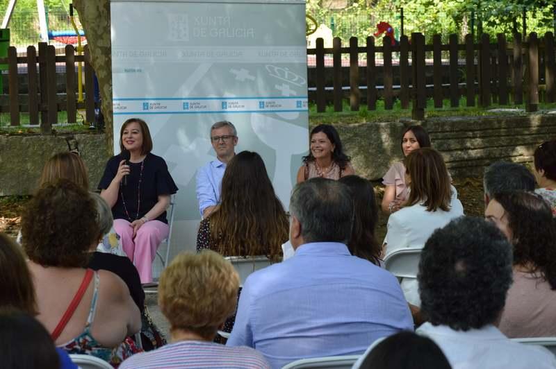 Presentan en Mos un programa para a contratación de mulleres vítimas violencia xénero