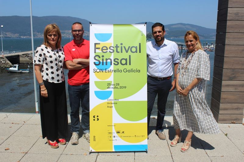 "O Festival Sinsal reforza o seu compromiso pola Igualdade, Diversidade, Sustentabilidade e Medio Ambiente"""