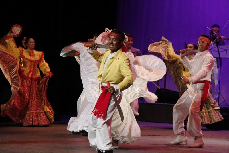 O folclore de México, Guinea Bissau e Serbia protagonizará a XX Noite Internacional do Miño