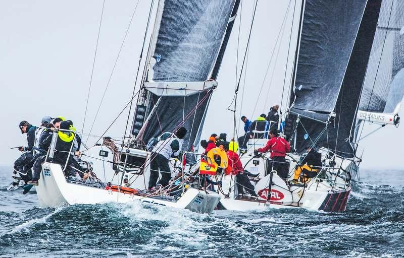 Vitoria lusa na regata 'Trofeo Conde de Gondomar' co triunfo do Yess Too de Rui Ramada