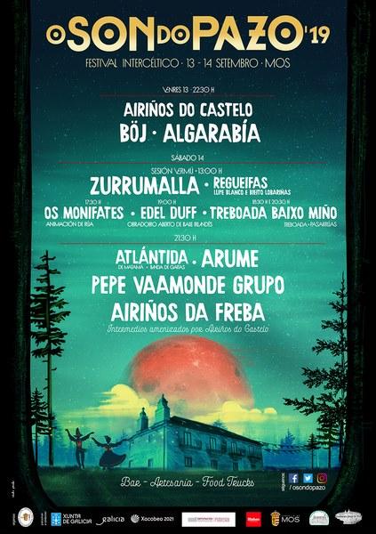 O Festival Intercéltico 'O Son do Pazo' aspira a consolidarse como un referente da música galega