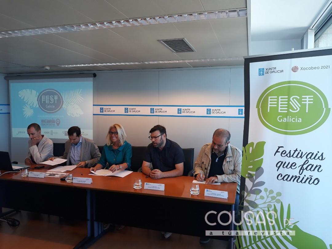 #FestGalicia cifra en 600.000 euros o impacto económico de festival Vive Nigrán na comarca de Vigo