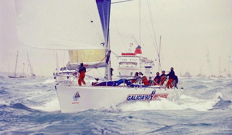 Os Premios Nacionais de Vela Terras Gauda, premiarán á tripulación do Galicia 93 Pescanova como mellor proxecto deportivo