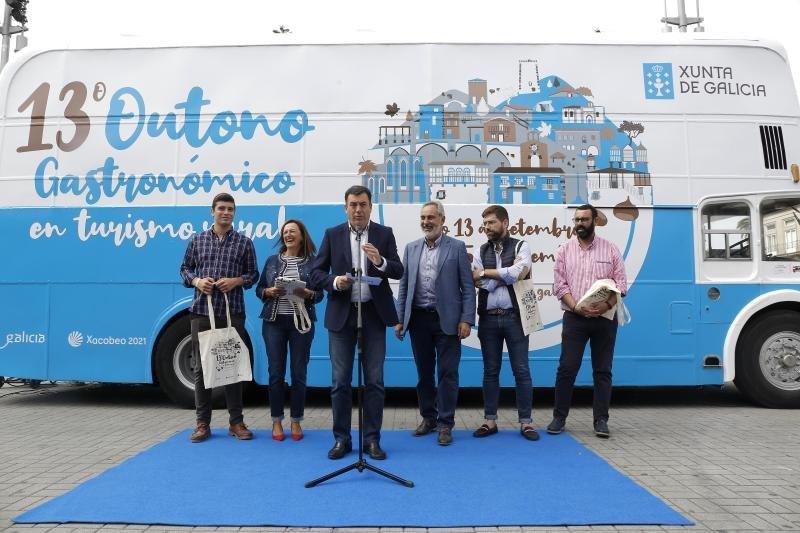 Preto de 90 establecementos de toda Galicia participarán no 13º 'Outono Gastronómico en turismo rural'
