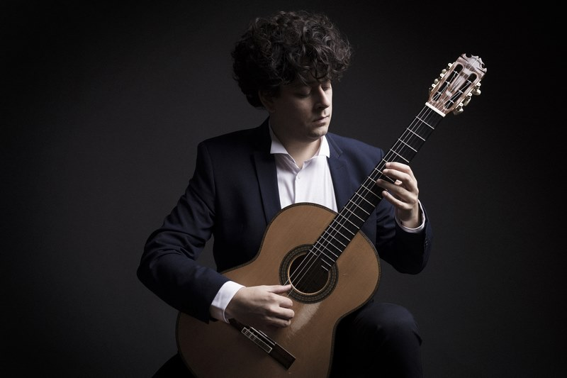Samuel Diz ofrecerá en Oia o seu único concerto estival en Galicia antes dunha xira polo continente americano