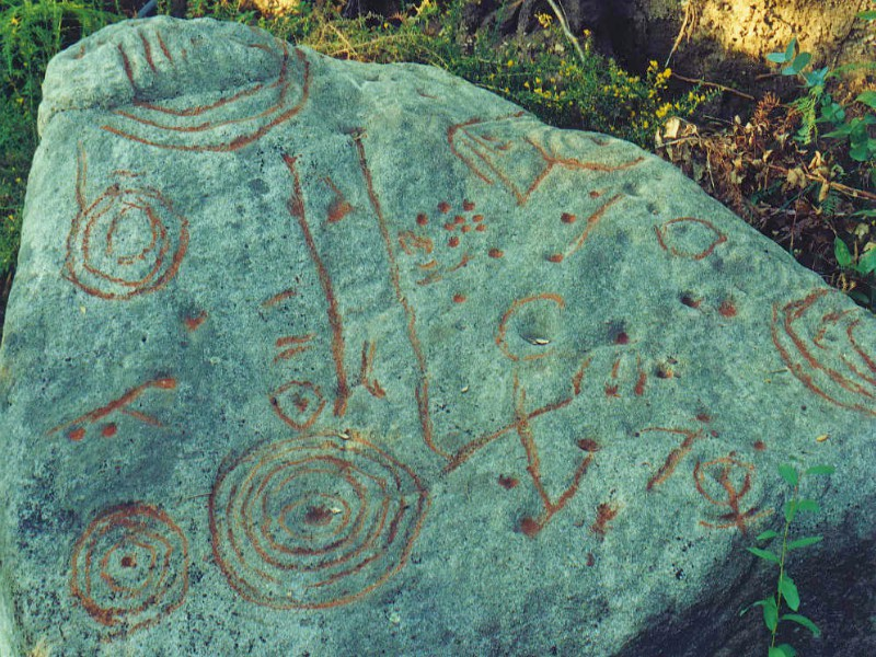 Valença ten un dous maiores núcleos de arte rupestre do Noroeste Peninsular