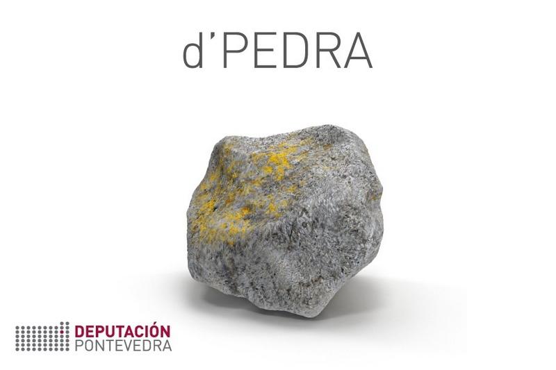 """A nova exposición """"D'Pedra"""" da Escola de Cantería chega a Nigrán"""