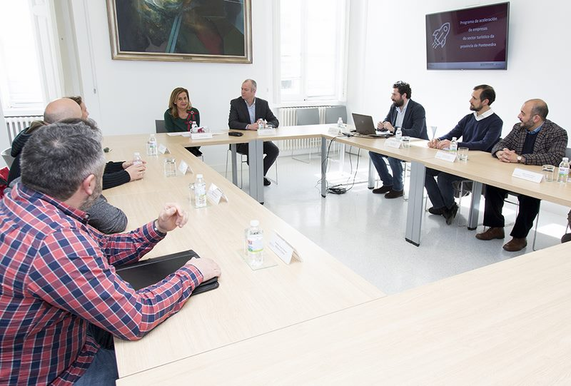 TurisTIC, a aceleradora da Deputación de Pontevedra abre novas oportunidades a empresas da provincia