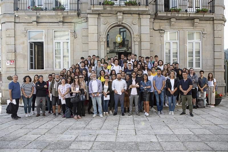 A Escola de Arquitectura de Coruña traslada as súas aulas ao concello de Gondomar