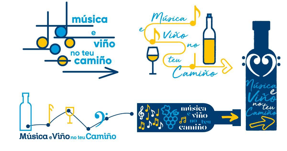 Logos Música, viño no teu camiño