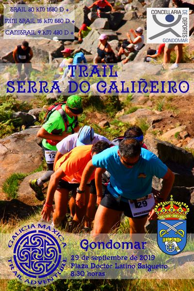 Trail Serra do Galiñeiro