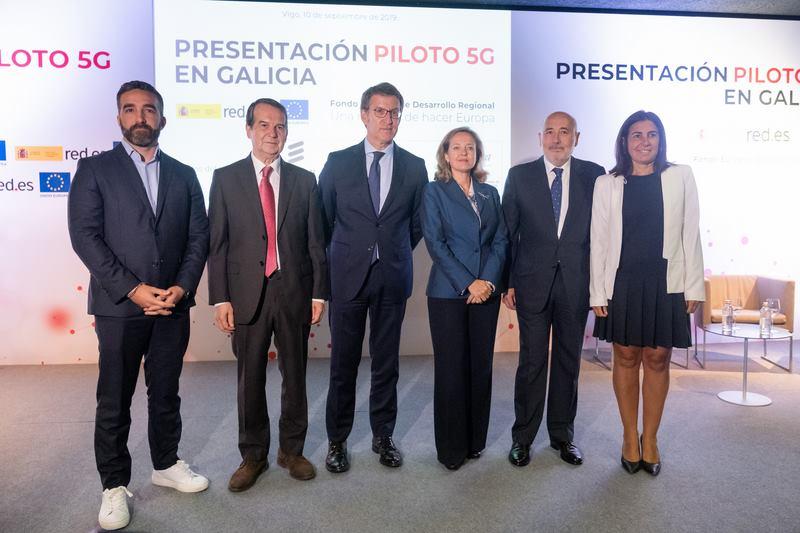 Galicia desenvolverá 17 proxectos piloto que permitirán dispoñer dos servizos avanzados do 5G en eidos como a sanidade, a loita contra incendios ou a industria