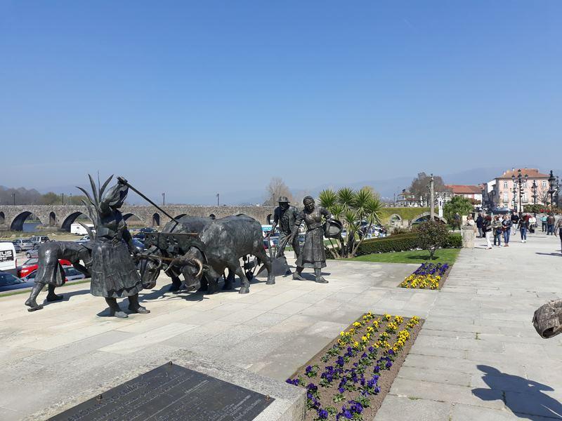 Empresas europeas e da península visitan O Baixo Miño e o Norte de Portugal co obxetivo de establecer relacións comerciais
