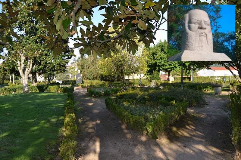 Sócrates seguirá nos xardíns de Troncoso despois das obras de acondicionamento