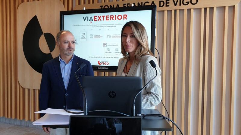 Acordo de colaboración na estratexia de internacionalización para as empresas galegas