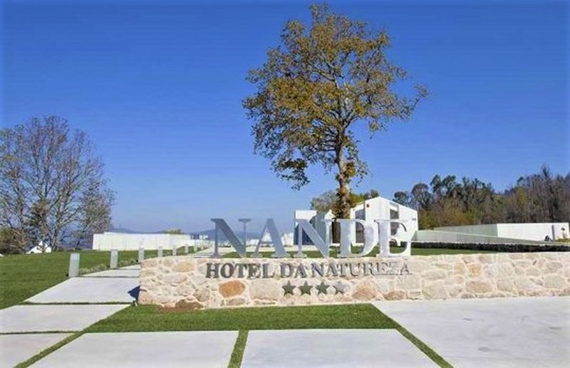 hotel no municipio de As Neves, Hotel da natureza Nande
