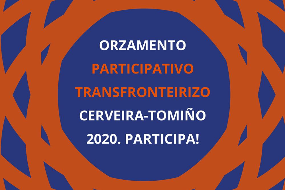 Aberto o período de propostas para o Orzamento Participativo Transfronteirizo Cerveira-Tomiño