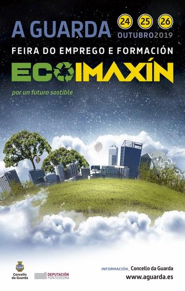 A Guarda acolle unha nova edición da Feira de Emprego «Ecoimaxín»