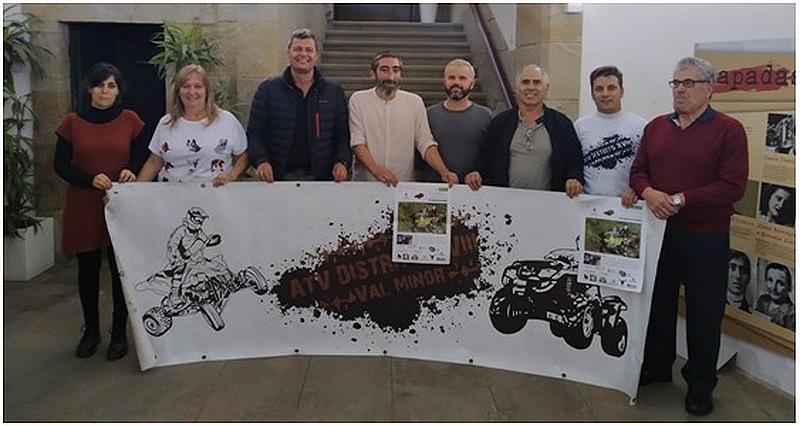 Medio Rural de Baiona e o Motoclub ATV Distrito XVIII organizan a V Xuntanza Discapaciquad