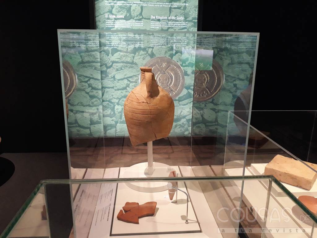Chega ao Museo de Pontevedra a mostra 'Galaicos. Un pobo entre dous mundos'