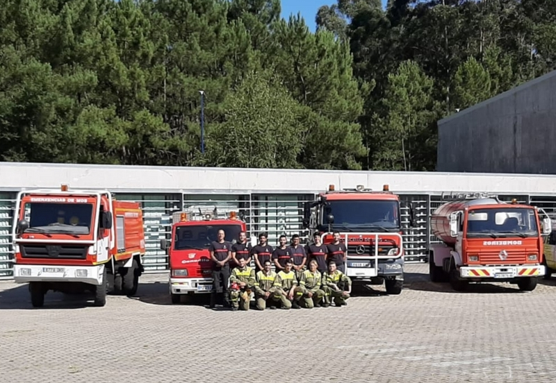 Un GES que se integre no Servizo Municipal de Emerxencias obxectivo de Mos para 2020