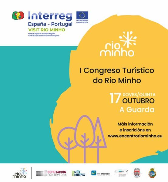 Profesionais do sector participarán no I Encontro de Ecoturismo e Gastronomía no Río Minho