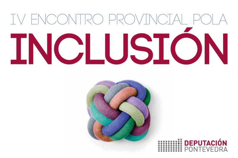 Máis de 500 persoas participarán en Pontevedra no IV encontro pola inclusión