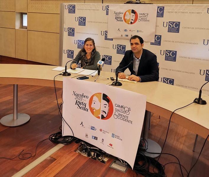 'O Xacobeo 2021 e a Ruta da Seda' un plan de acción para mellorar as relacións de Galicia con China