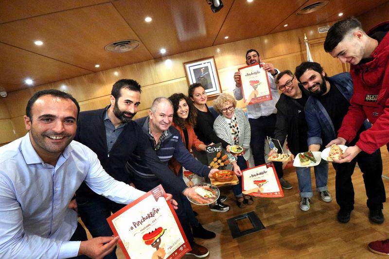 Celíacos e veganos tamén poderán gozar este ano da oferta gastronómica da XIV edición do Pinchorriño