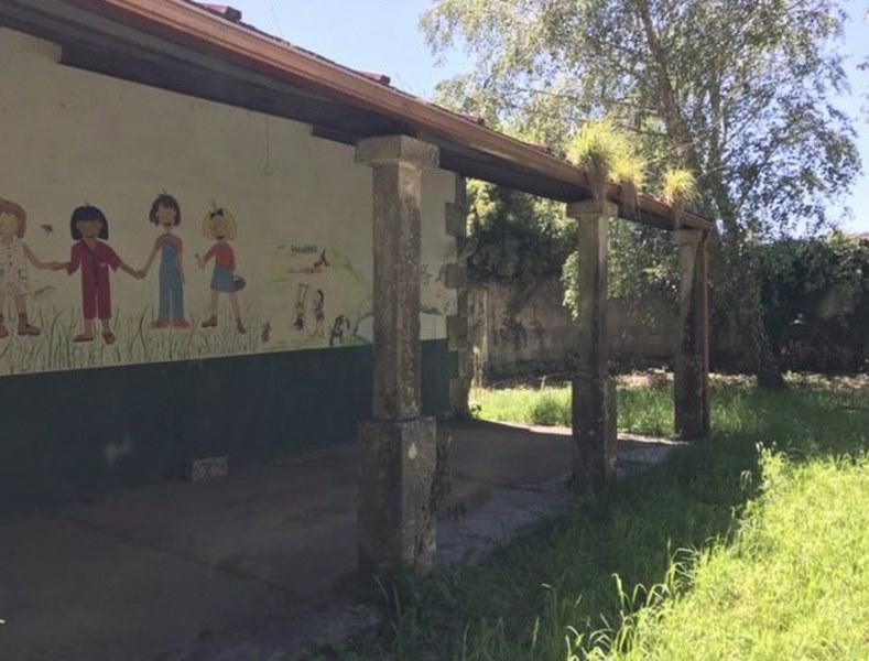 A Guarda rehabilitará a antiga vivenda dos mestres da escola da Poza en Camposancos