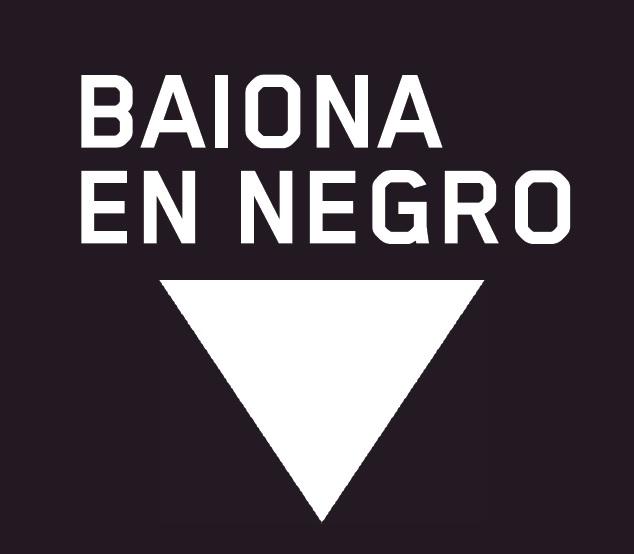 Baiona en Negro. O concello do Val Miñor súmase á campaña 'En Negro Contra as Violencias'