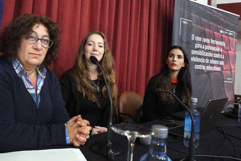 O cine como ferramenta para a prevención contra as violencias sexuais no Porriño