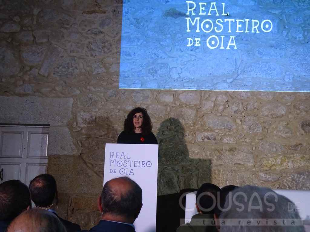 O Real Mosteiro de Oia rescata dos seus muros a memoria dos presos da Guerra Civil