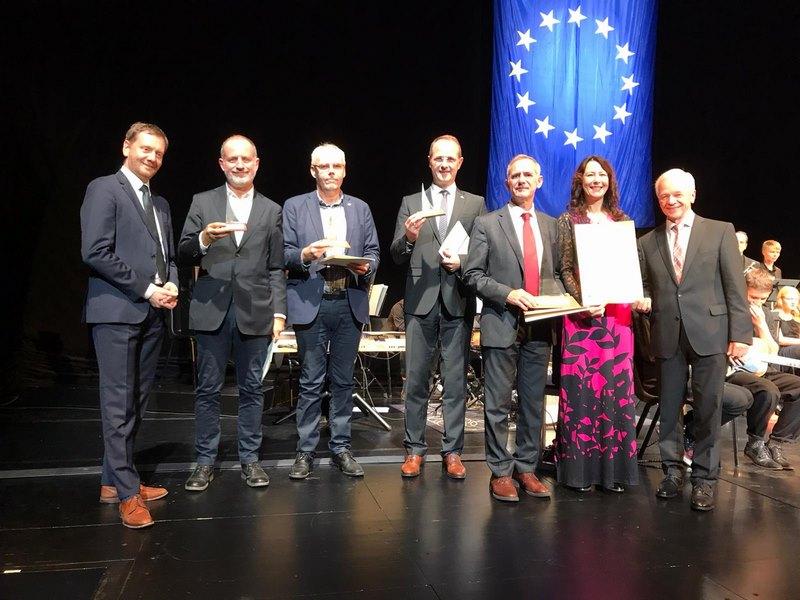 A Eurorrexión Galicia-Norte de Portugal recibe o premio 'Sail of Papenburg' polo Proxecto Nortear de intercambio cultural