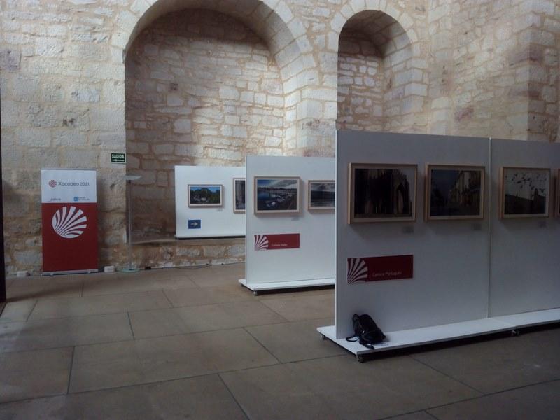 Dúas exposicións na Vía da Prata unen Ourense e Zamora a través da cultura Xacobea