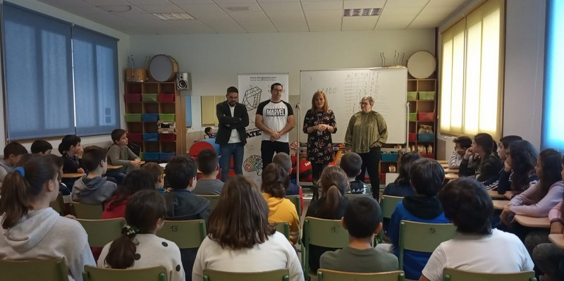 Inauguradas en Redondela as xornadas 'Matemaxia' organizadas polo Servizo de Normalización Lingüística