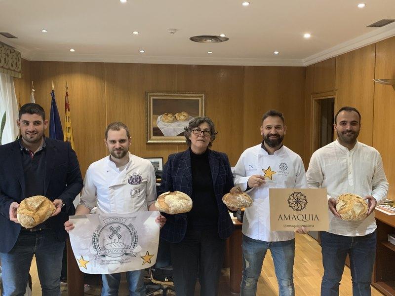 Dous panadeiros porriñeses entre os mellores de Galicia e de España