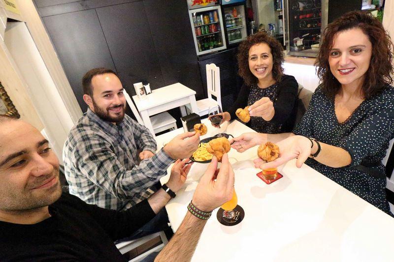 """O primero fin de semana do """"Pinchorriño"""" deixa excelentes sensacións entre as entidades organizadoras"""