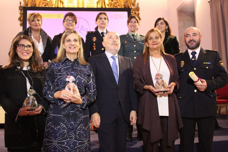 A Deputación de Pontevedra distinguida co premio Meninas polo seu labor a prol da igualdade