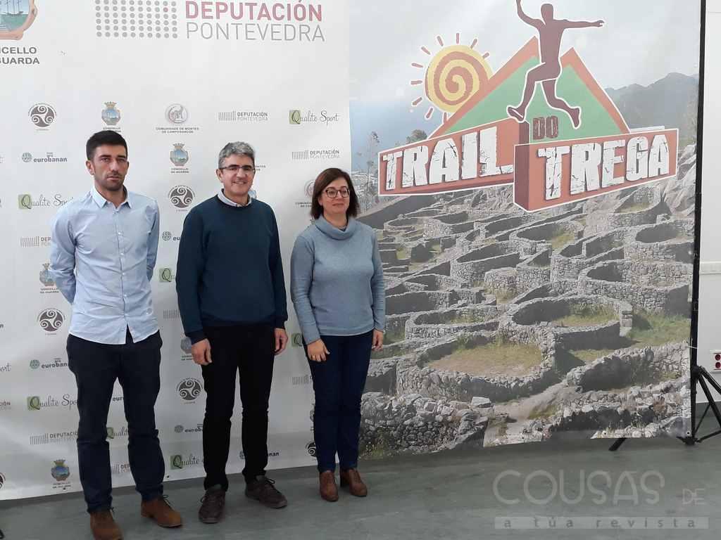 Preto de 500 deportistas participarán na VI edición do Trail do Trega